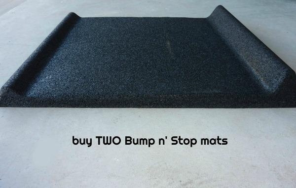 Car Mats Saving Your Car Garage Floor n Wallet BumpnStop